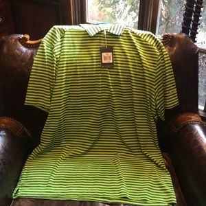 Nike performance golf shirt NWT